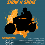 One Last Rip Show N Shine – September 7th 2019